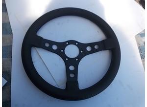 Steering wheel for Lamborghini Countach