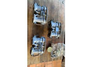 Set of carburetors 35DCNL for Lancia Flaminia