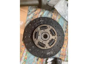 Clutch disc for Ferrari 456, 512m, 512 Tr, 550 Maranello, 575 Maranello, 612 Scaglietti , 612 Sessanta