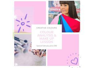 Colour Analysis & Makeup Lesson