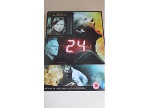 24 Season 6 - 7 Disc DVD Box Set