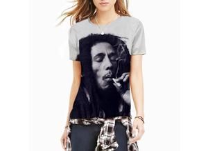 3D T Shirt Bob Marley for Fans