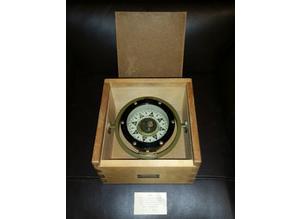 Antique/vintage compass iver.c.weilbach