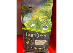 BURGESS 1.5 EXCEL Rabbit Food