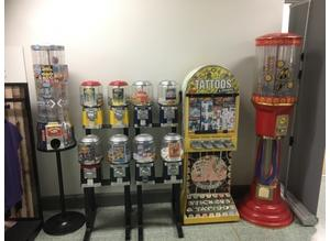 Free vending machine for businesses and organisations