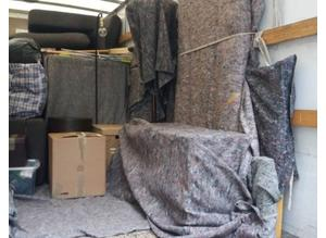 CHISWICK MOVERS MAN AND VAN DELIVERY