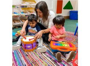 Full time child care east london
