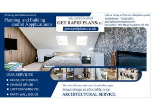 Party Wall |Loft Conversion |House Extension