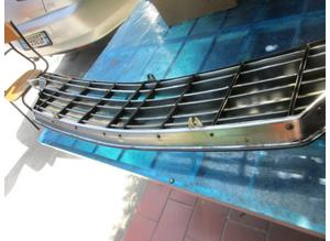 Front grill Fiat 2300 S Coup