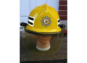 Bedfordshire Fire & Rescue Service Helmet