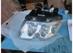 Left headlight Maserati Quattroporte M139