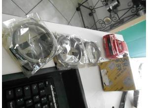 Piston rings set for Citroen Sm