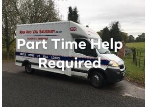 Helper / Driver