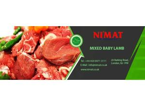 Mixed Baby Lamb