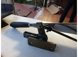 Handbrake lever Fiat Dino 2400
