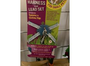 ANCOL Harness And Lead Set