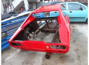 Rear body panel Ferrari Dino 208 Gt4 and 308 Gt4