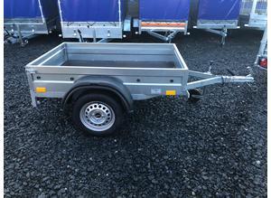 BRAND NEW MODEL 5X4 FLAT TRAILER