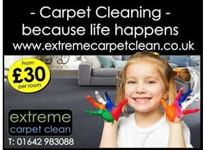 Carpet Cleaning  - Because Life Happens