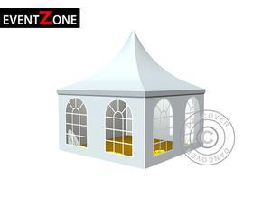 Pagoda tent PRO + 4x4 m EventZone