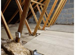 A to Z Energy can cater for all of your loft needs - loft insulation, boarding, hatches ladders and more
