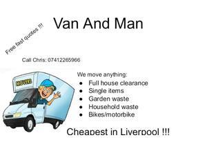 Man In Van