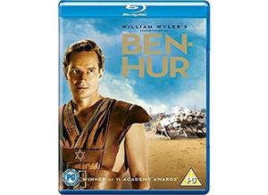 Ben-Hur: 3 Disk Ultimate Collector's Edition 1959 (2011) - Brand New