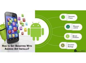 Buy Android App Installs
