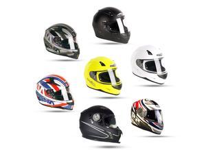 Nitro Full Face Helmet