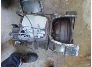 Automatic gearbox Jaguar Xj