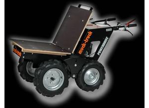Muck Truck Flatbed Attachment
