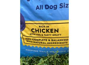 WAGG  Chicken In Veg And Gravy