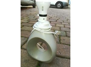 Light Green Ceramic Table Lamp