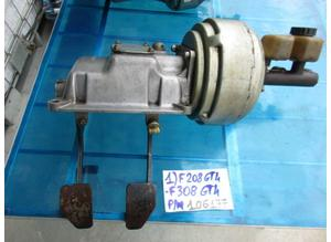 Brake servo with pedal box for Ferrari Dino 208 gt4 and 308 gt4