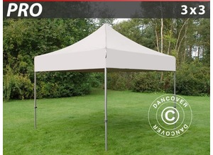 Pop up gazebo FleXtents PRO 3x3 m Latte