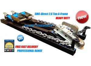 BUY CAR TOWING A-FRAMES FROM UK SUPPLIER ONLINE (SMC-DIRECT) only £139.99 FREE UK DELIVERY