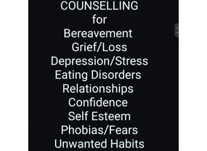 COUNSELLING  Free 30 min Consultation
