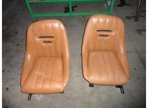 Front seats Ferrari 275