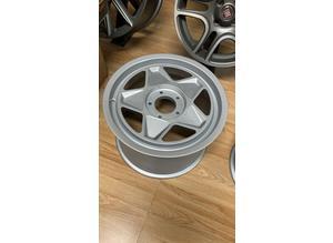 Rear wheel rim Ferrari Testarossa monodado