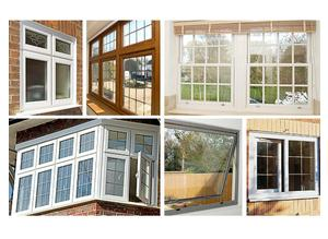 Windows and Doors, Available to Homeowners Green Deal Funding and Recycling.