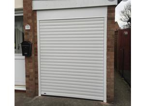 Swift electric garage roller shutters 2U