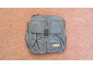 Carlton Grey Shoulder Bag