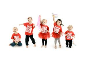 Tappy Toes Lanarkshire - Baby & Toddler Dance Classes