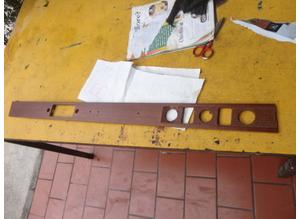 Wood for dashboard Lamborghini Espada series 1 and 2