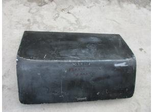Rear bonnet for Lancia Flavia 1800 Coup Zagato