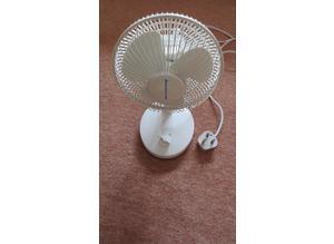 Summercool 240v Oscillating Fan