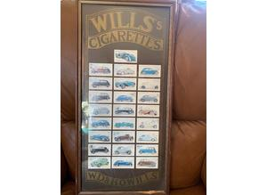 Cigarette car varietys