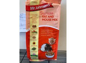 900g Supreme Rat & Mouse Mix