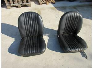 Front seats for Fiat 1500 Cabrio et Osca