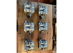 Carburetors Weber 40DCN21 for Ferrari Daytona